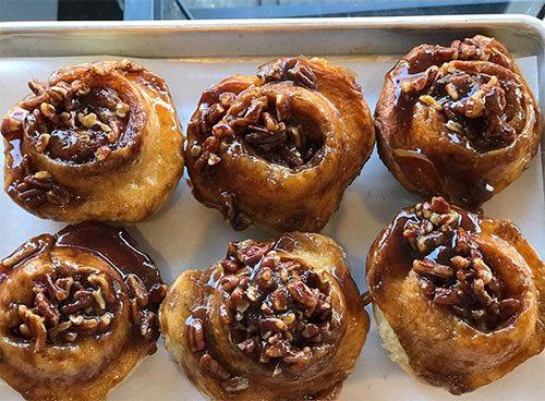 sticky buns buttermilk bakeshop park slope brooklyn new york city ny