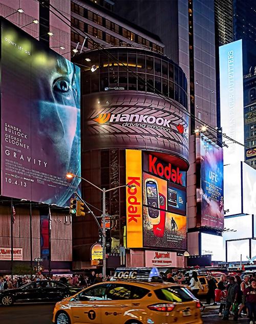 (photo ricardo-gomez-angel) times square midtown manhattan new york city ny