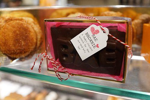 Copy of brownie at dominque ansel bakery soho manhattan new york city ny