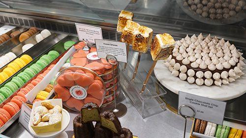 Copy of sweets at dominque ansel bakery soho manhattan new york city ny