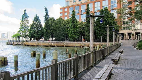 Copy of south cove at battery park city rockefeller park lower manhattan new york city ny