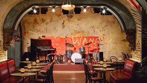 Copy of stage at django at the roxy hotel tribeca new york city ny