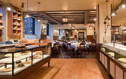 maialino brunch gramercy park hotel manhattan new york city ny