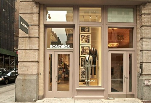 bonobos guideshop flatrion manhattan new york city ny