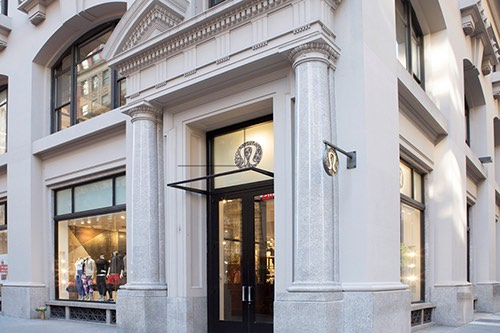 lululemon flatiron flagship manhattan new york city ny