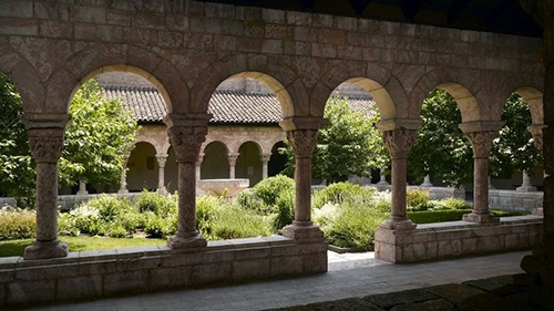 Copy of arches at the met cloisters manhattan new york city ny