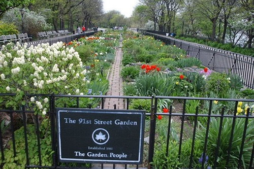 Copy of 91st street garden riverside park upper west side manhattan new york city ny