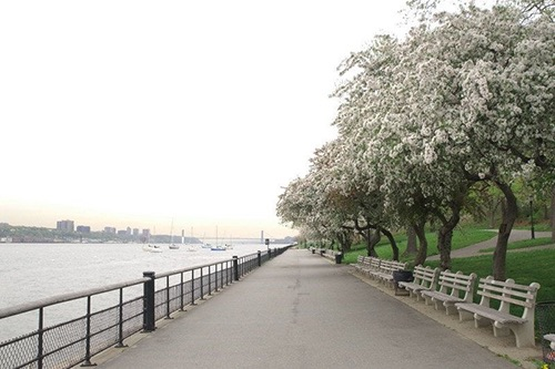 Copy of riverside park hudson river upper west side manhattan new york city ny