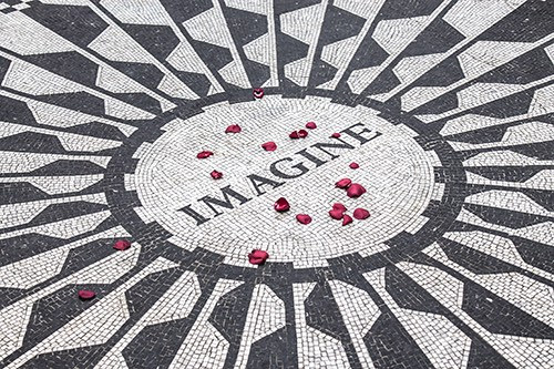 Copy of strawberry fields memorial central park new york city ny