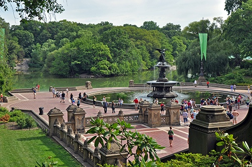 Copy of bethesda fountain central park new york city ny