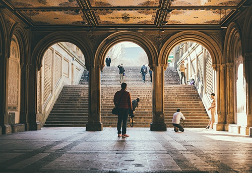 Copy of bethesda terrace central park new york city ny