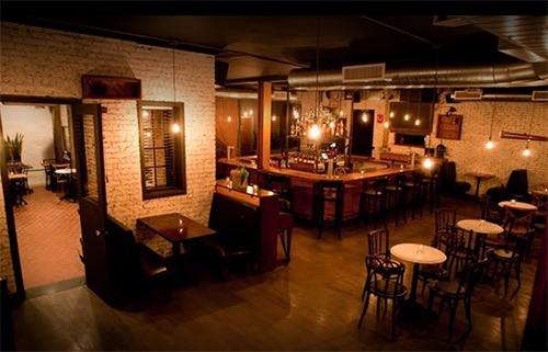 bea restaurant interior theatre district midtown manhattan new york city