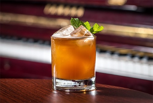 the rum house cokctail at hotel edison midtown manhattan new york city ny