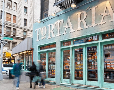 tortaria exterior greenwich village manhattan new york city ny