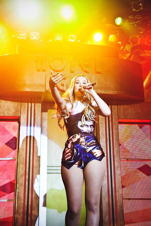 Laura Murray Iggy_Azalea irving plaza greenwich village manhattan new york city ny