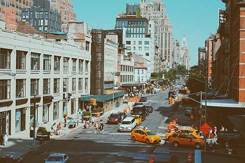 MOTHER DAUGHTER DAY IN MANHATTAN -