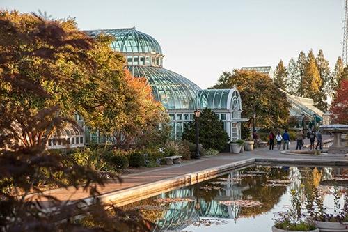 brooklyn botanic garden brooklyn new york city ny