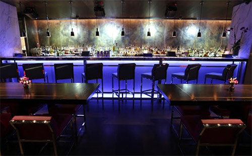 bar at hakkasan midtown manhattan new york city