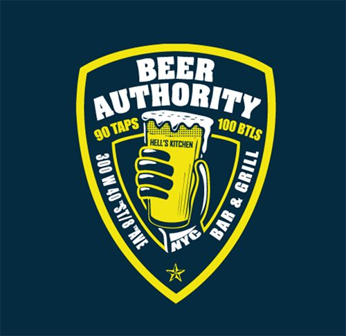 beer authority logo midtown manhattan new york city ny