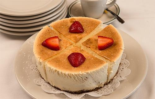 cheesecake at carmines italian times square midtown manhattan new york city ny