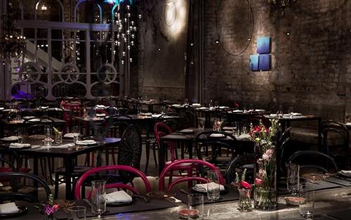 dining area abc cocina bar gramercy park manhattan new york city ny