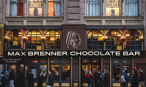 max brenner chocolate exterior gramercy union square manhattan new york city