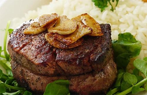 steak at casa restaurant bedford street west village manhattan new york city ny