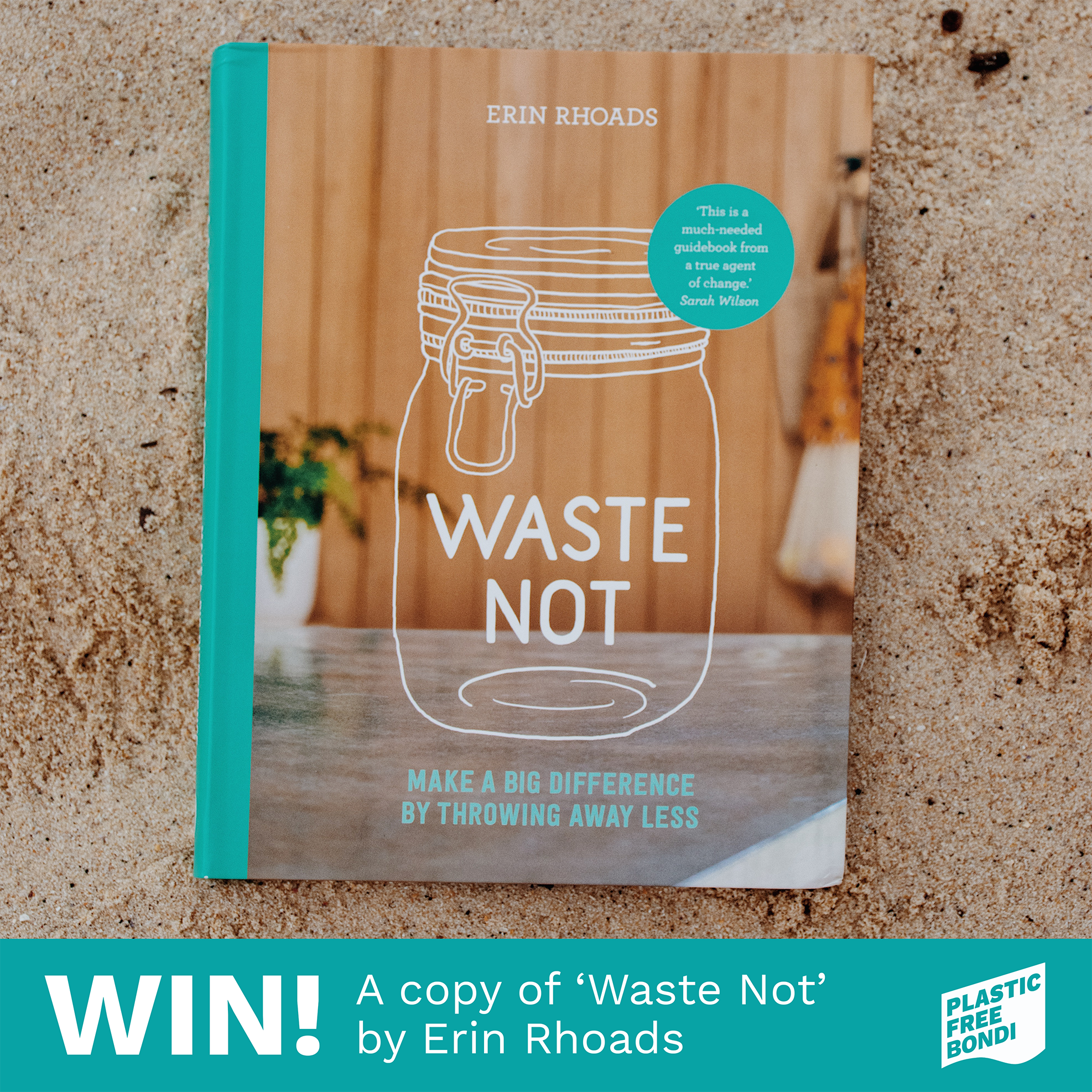 Waste Not Make a Big Difference by Throwing Away Less