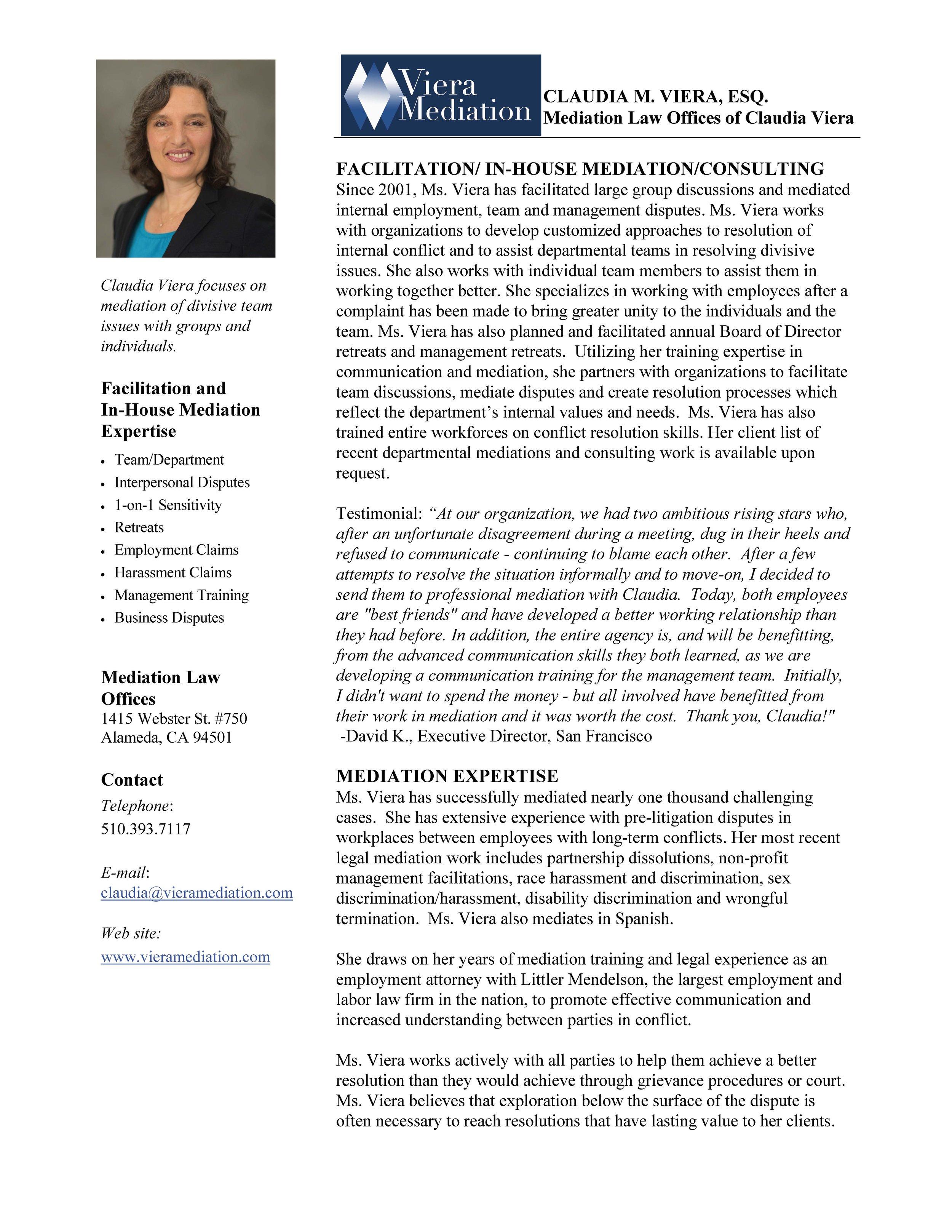 Click to download Facilitation Bio PDF