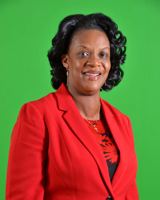 Lorna Douglas, Reach Within Monitoring & Evaluation Coordinator