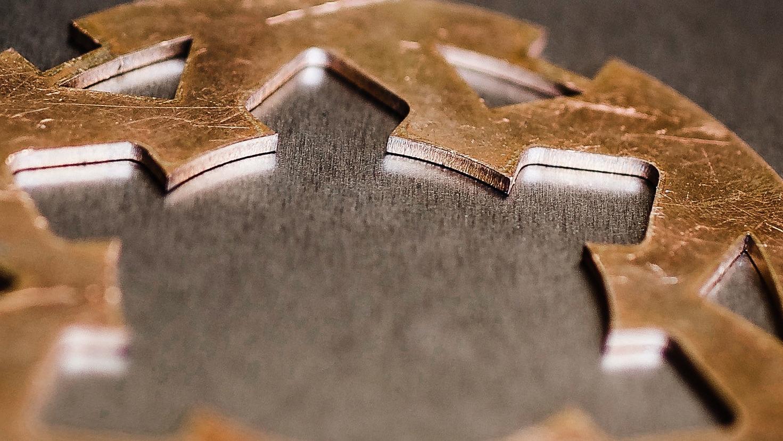 """Laser cut 0.080"""" copper"""