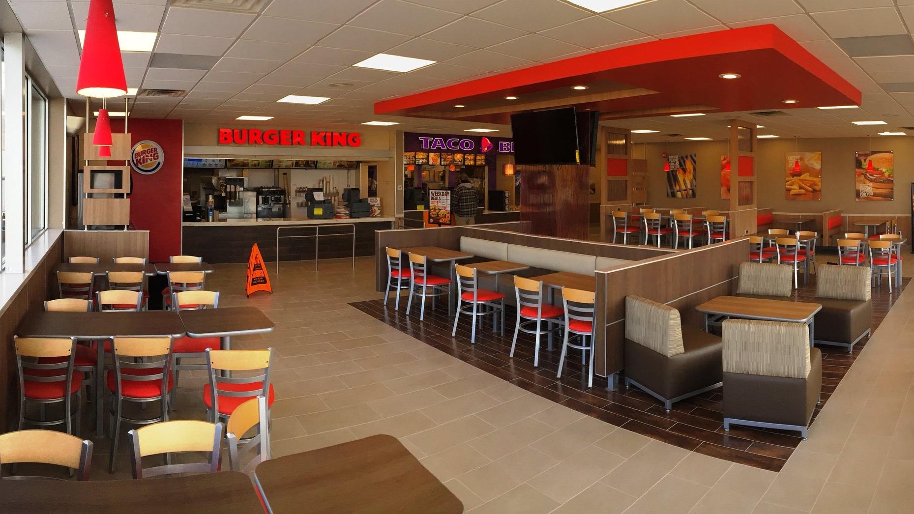 Burger King / Taco Bell -