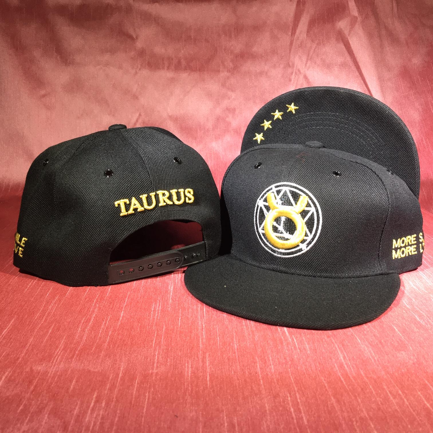 Taurus Flat Back Baseball Cap   (April 20 to May 20)
