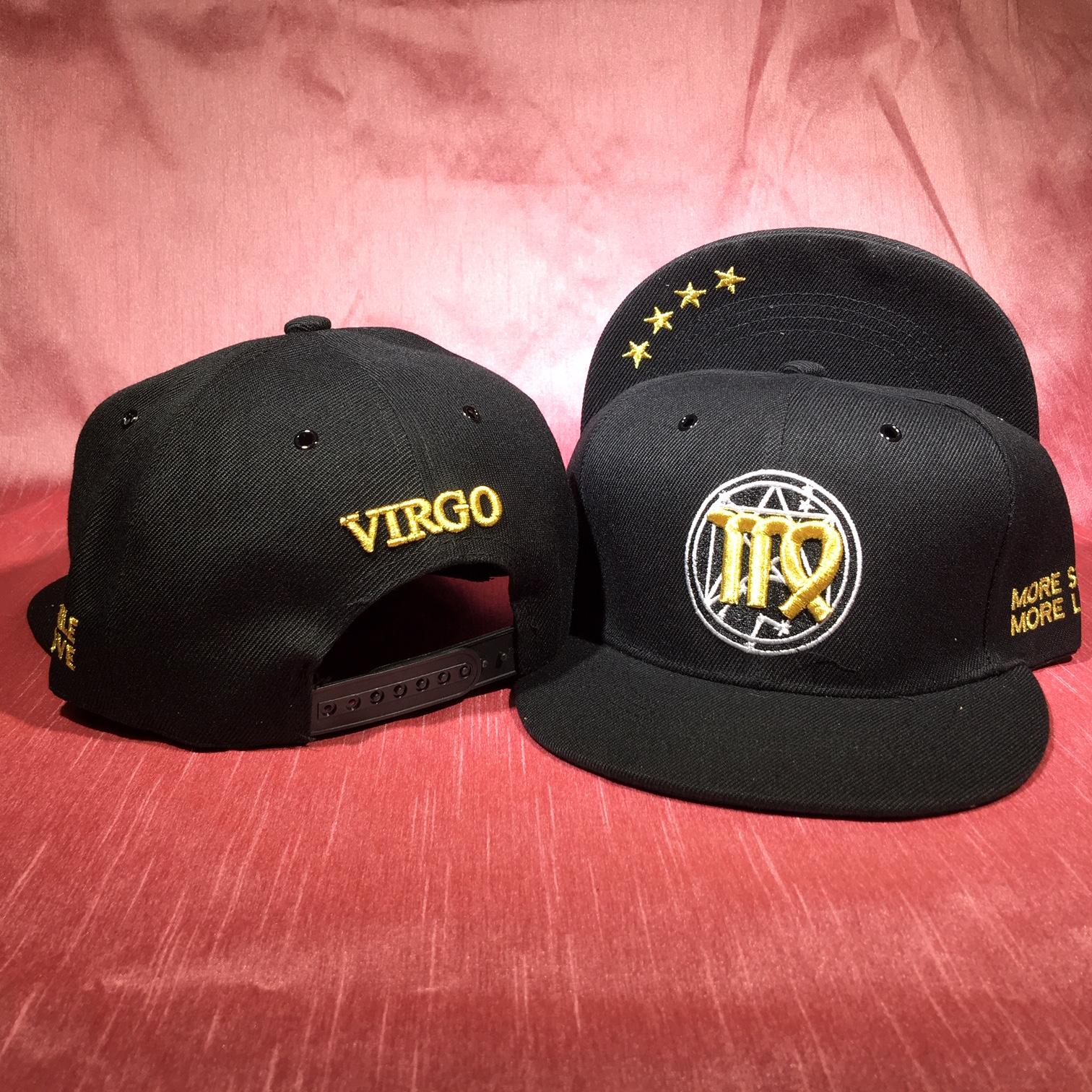 Virgo Flat Back Baseball Cap   (August 23 to September 22)