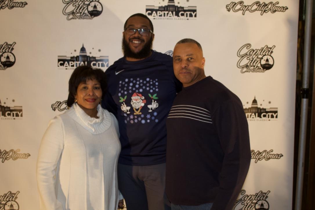 Parents of Alex Williams