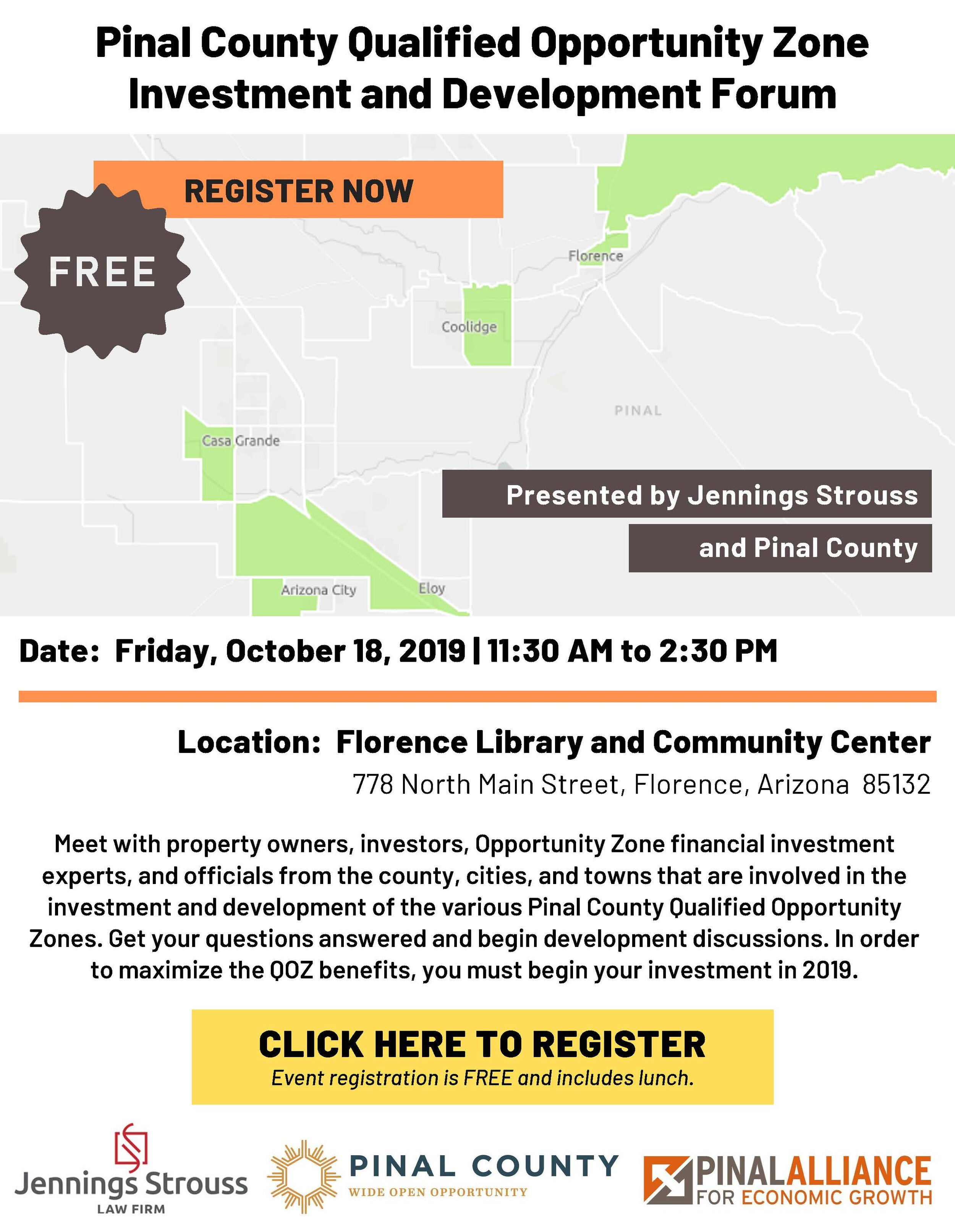 PINAL COUNTY QUALIFIED OPPORTUNITY ZONE INVESTMENT AND DEVELOPMENT FORUM Final_Page_1.jpg