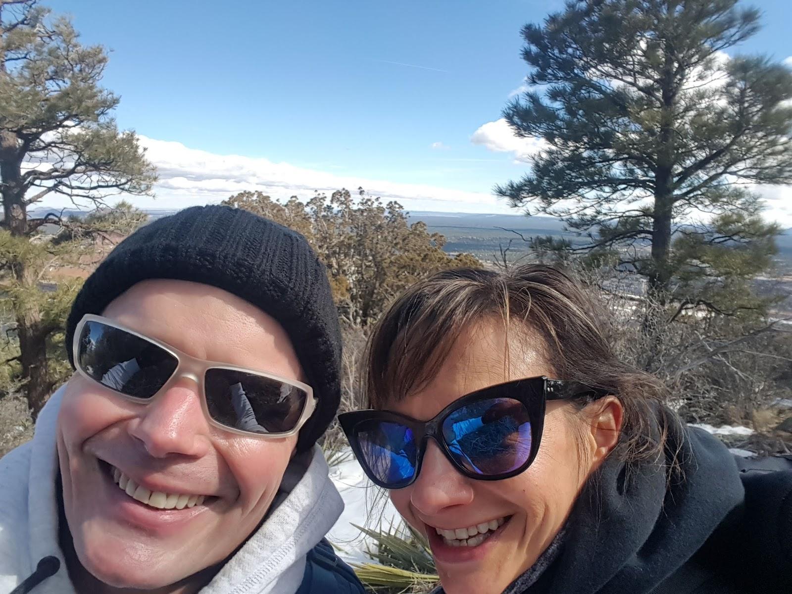 Top of the Elden Lookout Trail