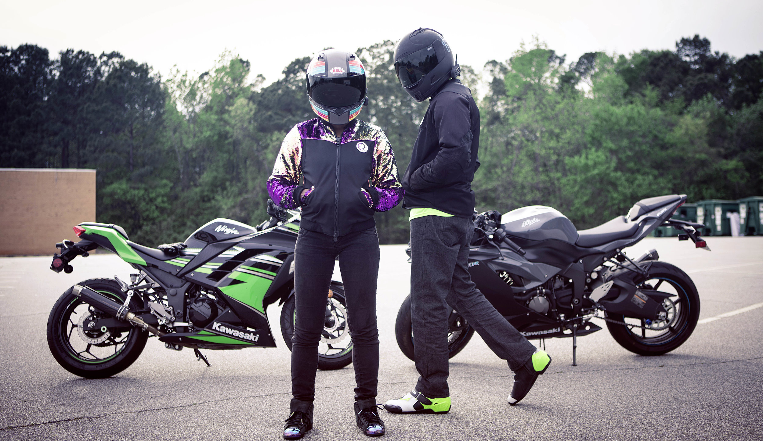 Chic-Riot-Our-Story-Kidd-Tabitha-Athens-Ga-Parking-Lot-Motorcycle-Couple-Shoot.jpg