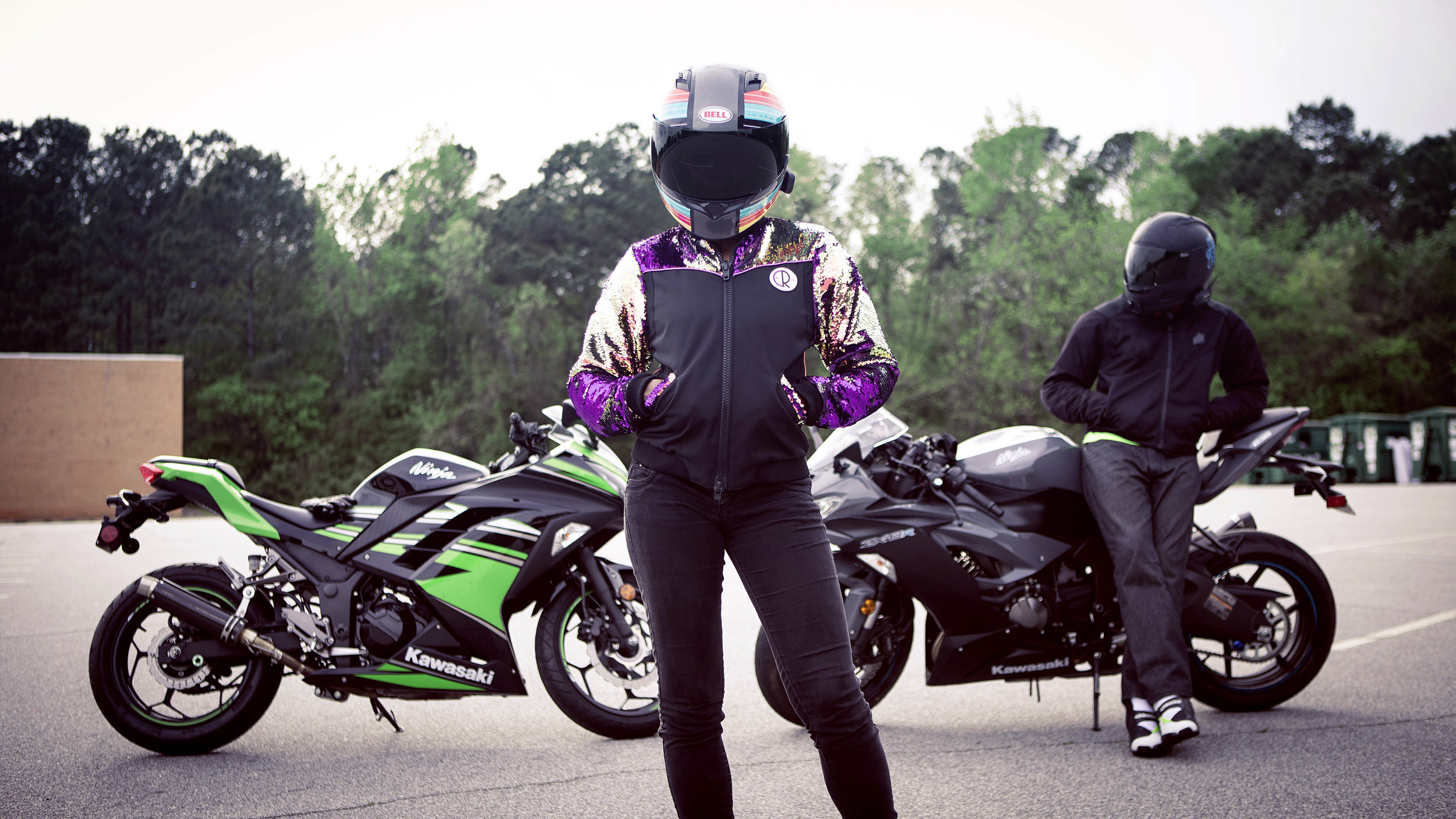 Chic-Riot-Our-Story-Kidd-Tabitha-Athens-Ga-Parking-Lot-Motorcycle-Couple-Shoot-Chill.jpg