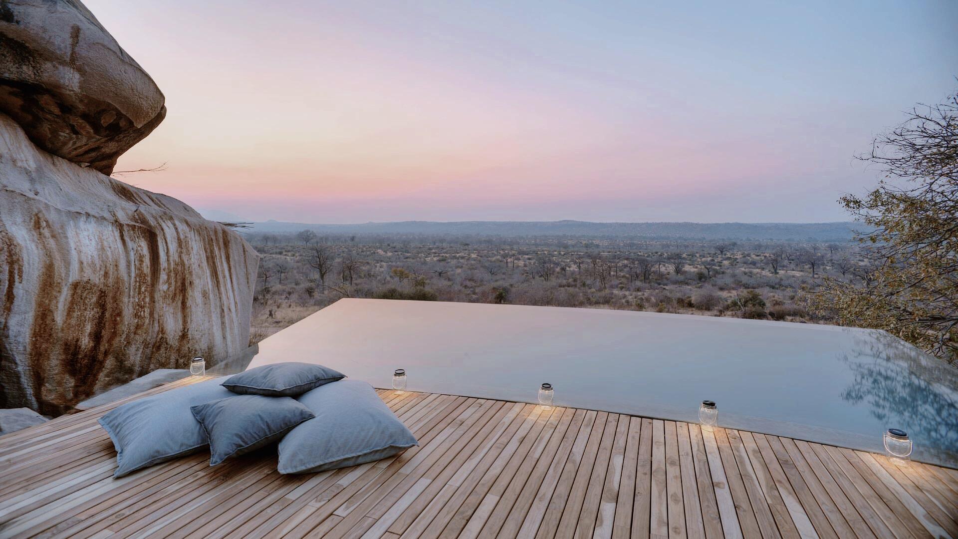 South Tanzania Safari Retreat + Zanzibar -