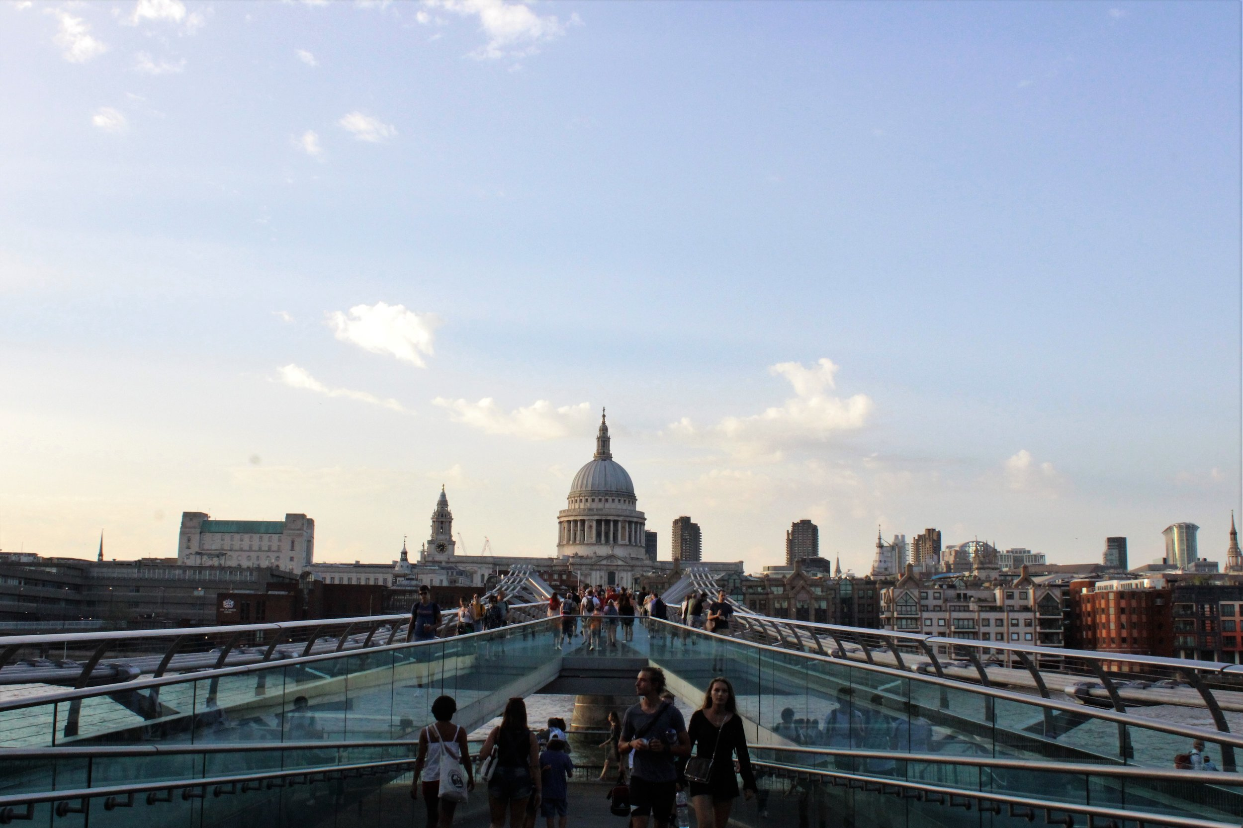 London Guide Millenium Bridge.JPG