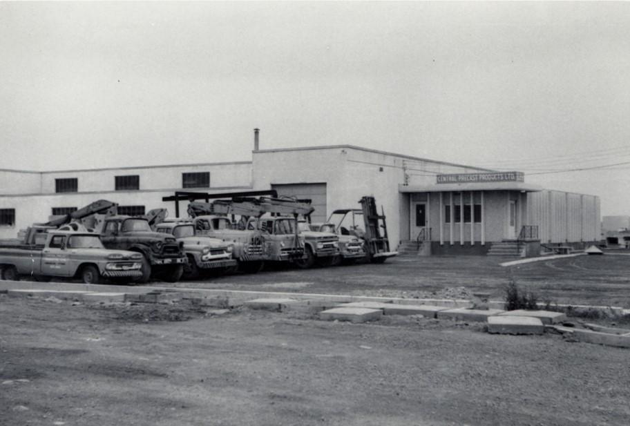 Central Precast Inc. | Nepean, Ontario |1956
