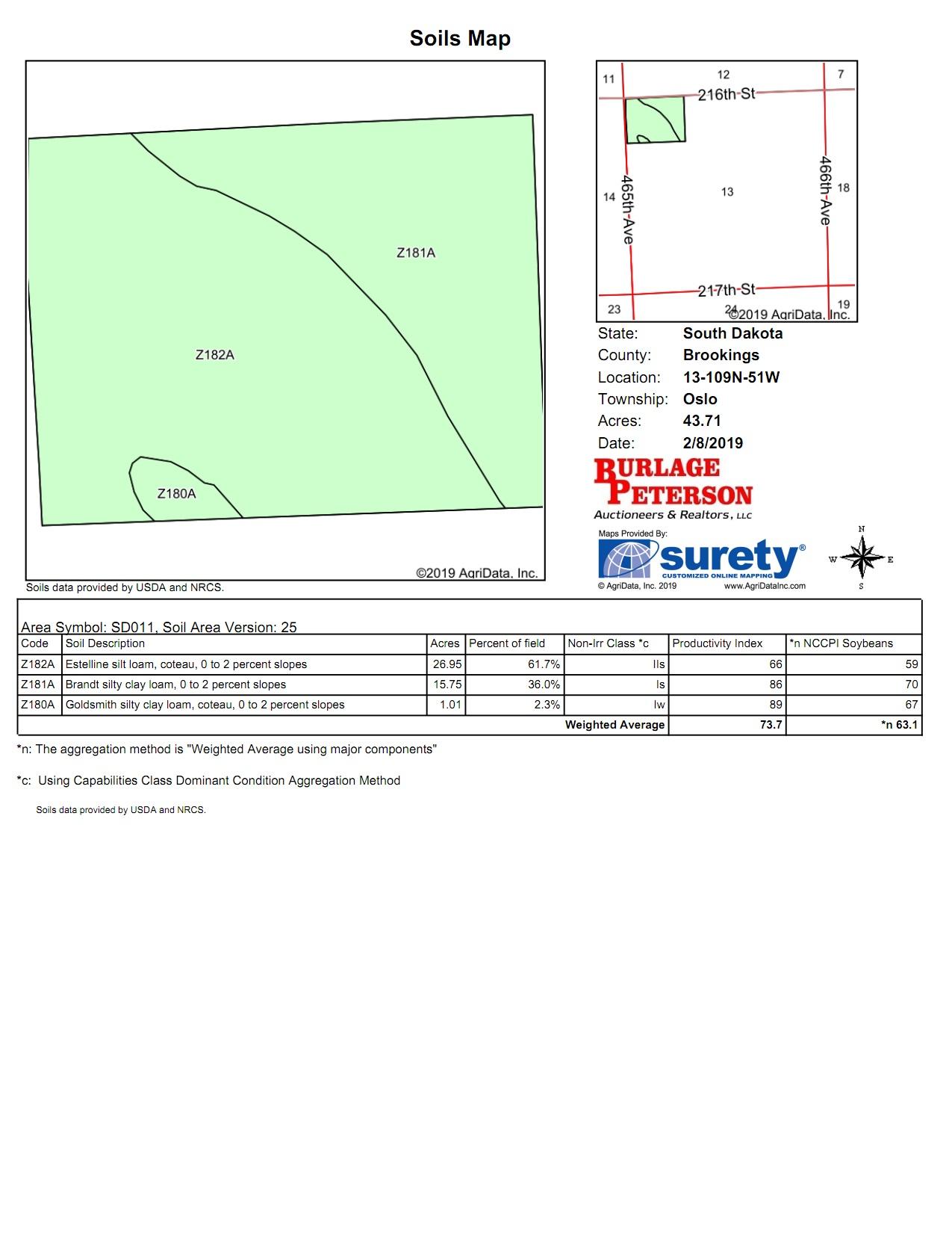 Berkland Brookings County Soil Map.jpg