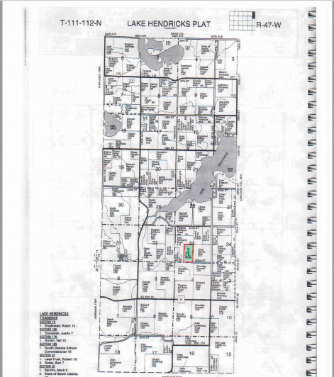 Hegdahl Plat Map PNG.PNG