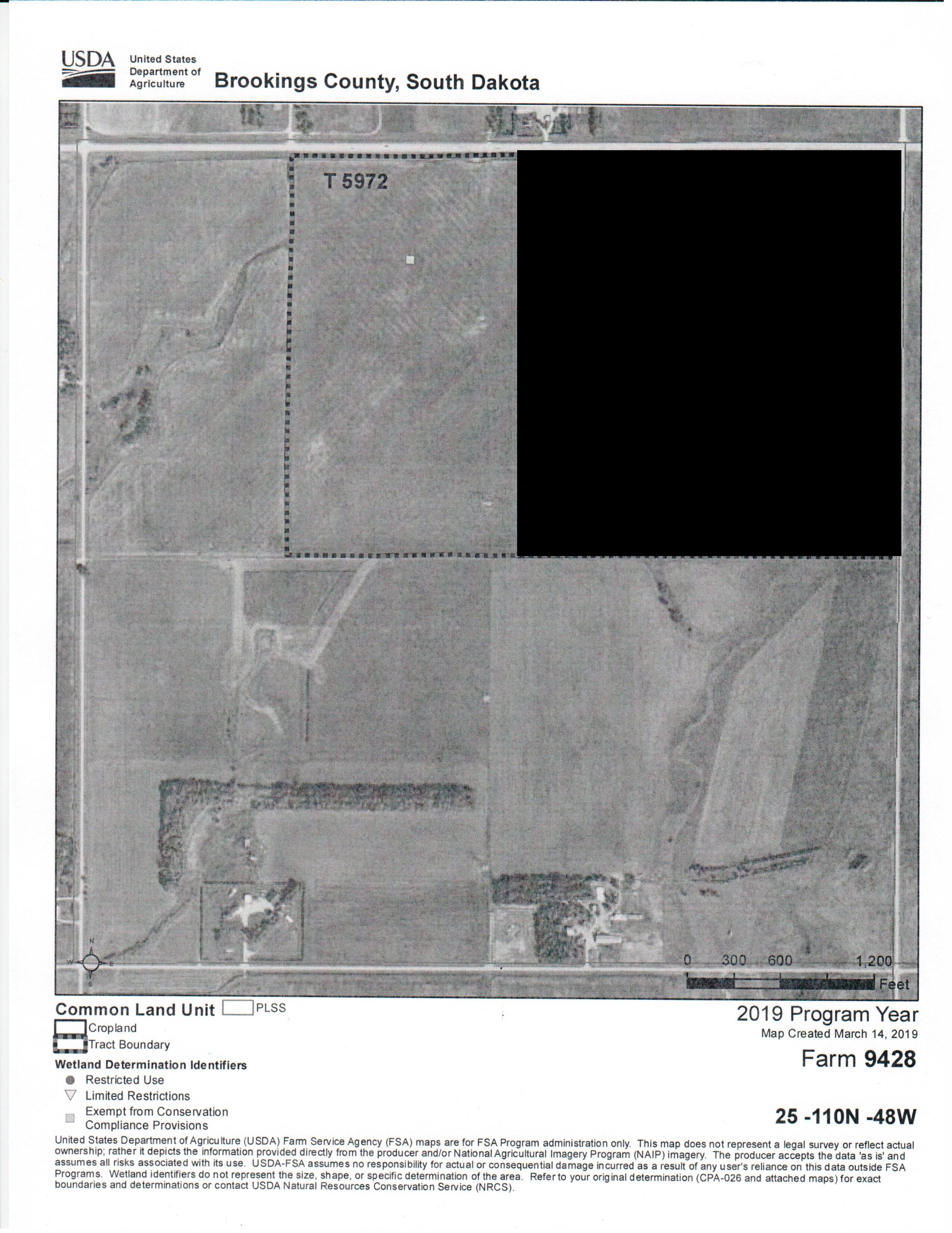 Vaske Tract 1 FSA Map.png