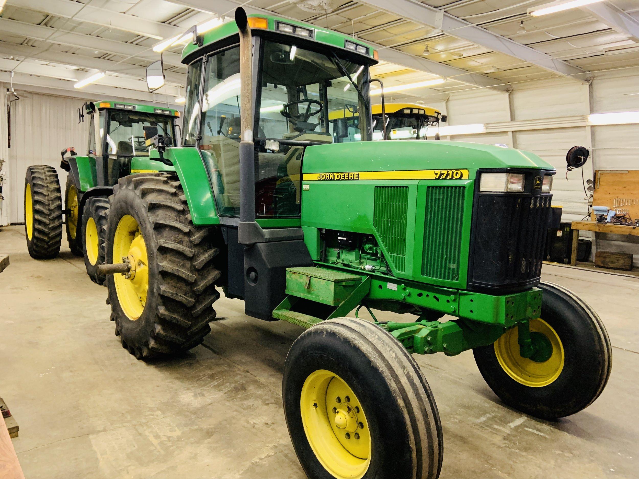 Swiftel Farm Equipment & Machinery Auction Results — Burlage