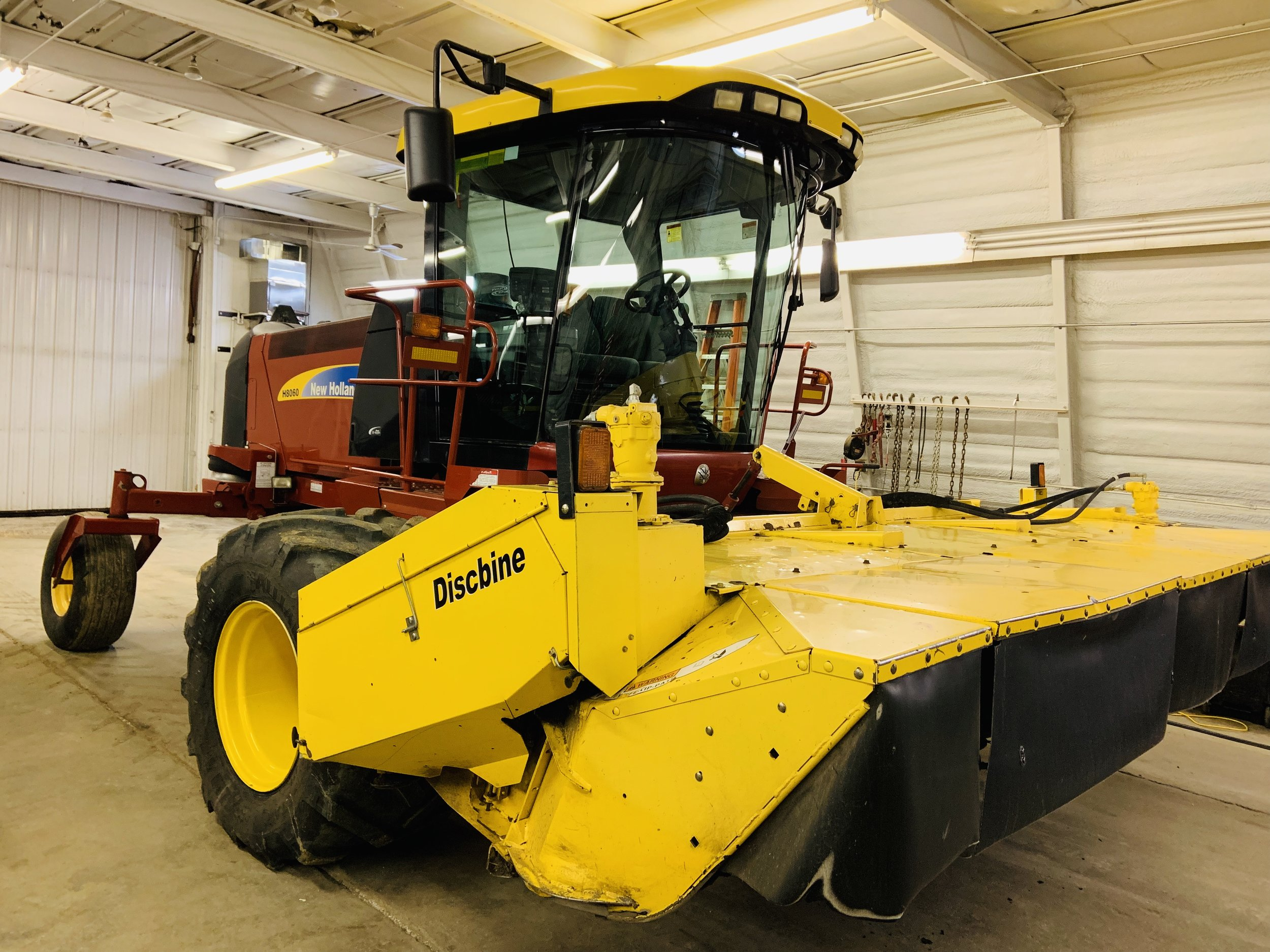 Swiftel Farm Equipment & Machinery Auction Results — Burlage