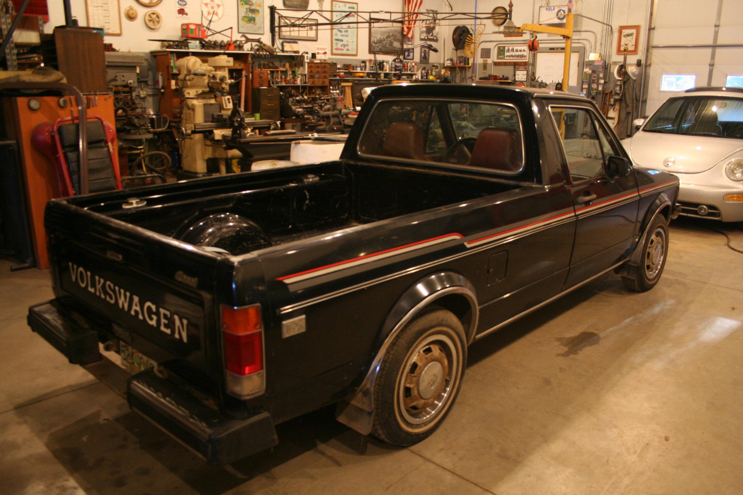 1981 VW Pickup, diesel rear.JPG