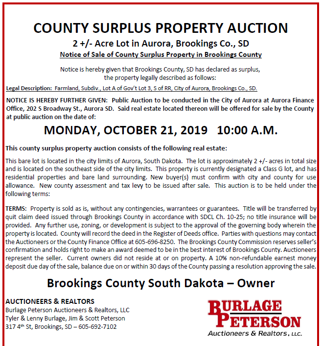 Brookings County Lot Ad PNG.PNG