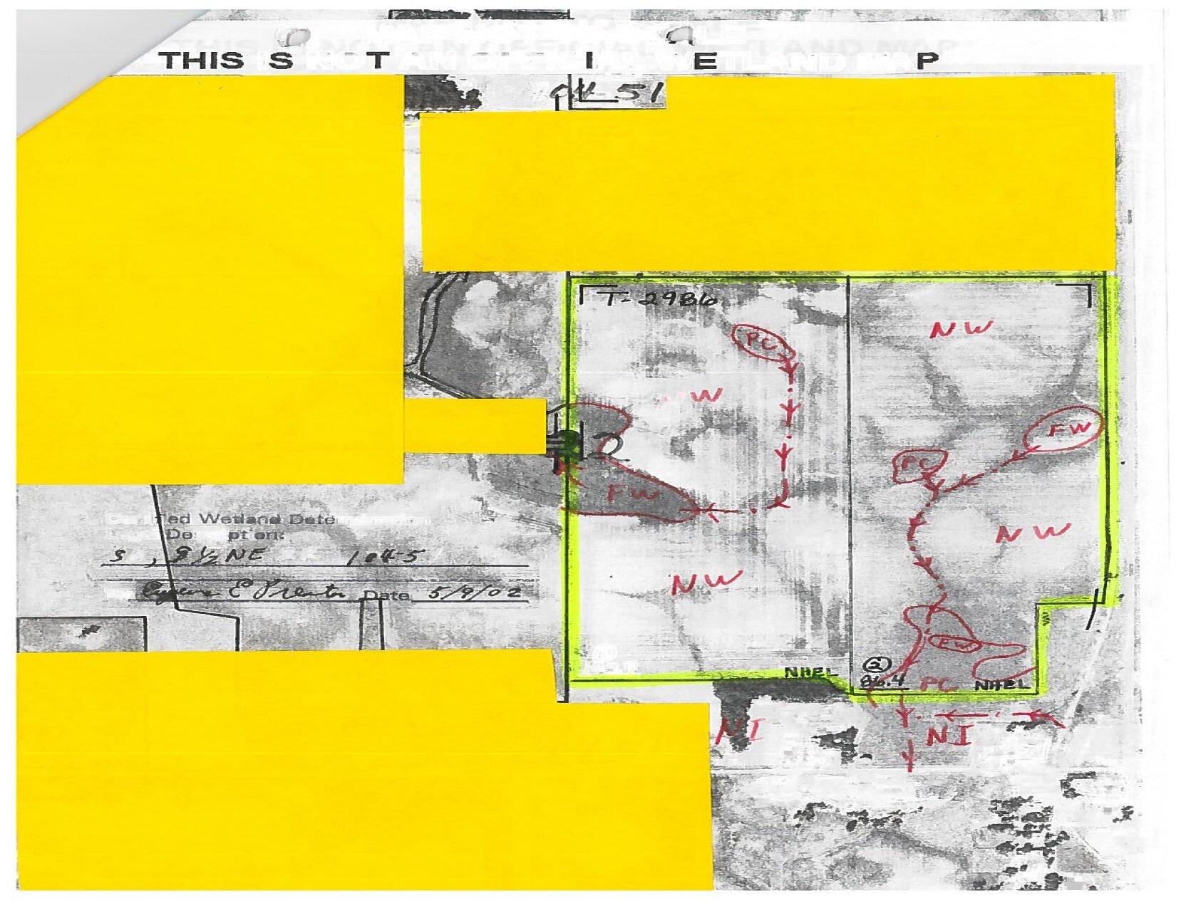 Wetland Map 1